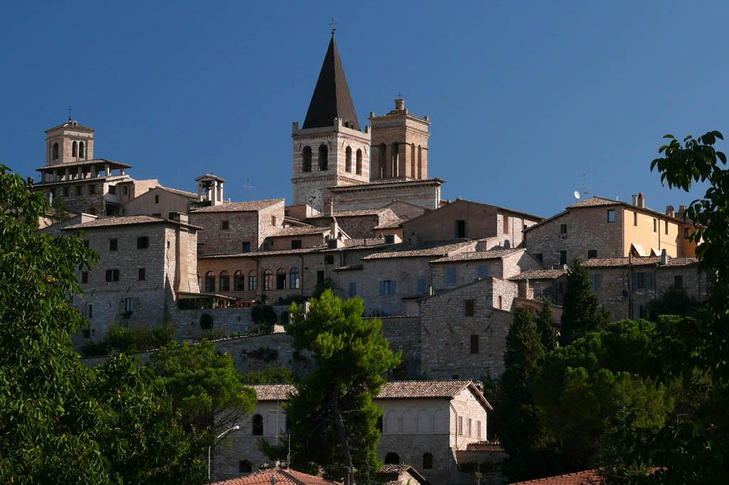 Spello – Umbrian Vacations