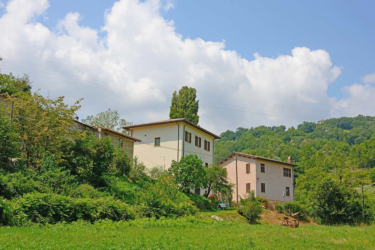 Offerta estate in Agriturismo a Foligno, Umbria