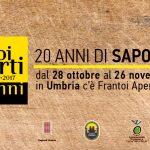 Frantoi Aperti 2017 a Foligno, Trevi e Spello