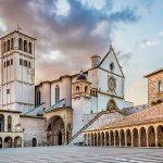 Pasqua 2018 a Foligno, in Umbria, vicino ad Assisi