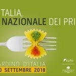 Festival dei Primi d' Italia 2018 a Foligno in Umbria
