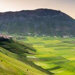 Prato verde Umbria