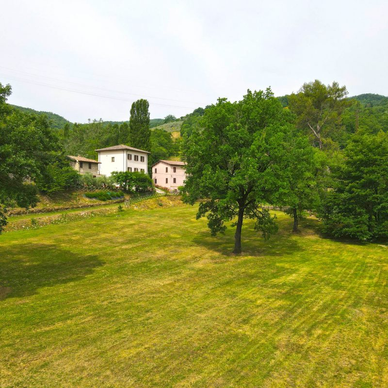Agriturismo and holiday house in Umbria