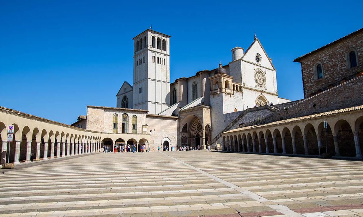 Assisi – Umbrian Vacations