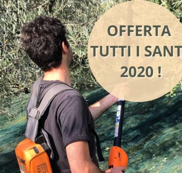 Offerta Ognissanti 2020 in Umbria